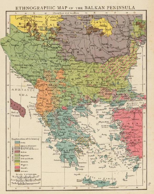 Krisenherd Balkan